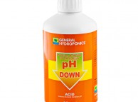 pH Down GHE 0,5 л